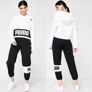 🐆🖤Puma Sweatpants🖤